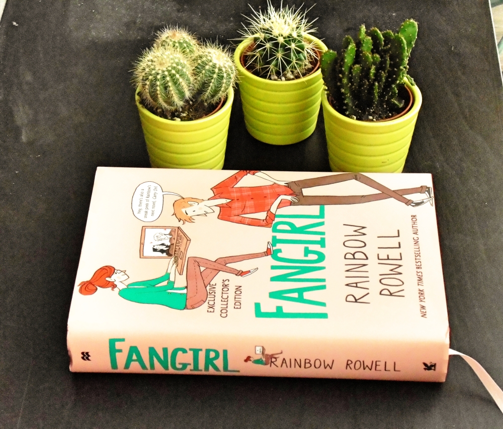 Fangirl By Rainbow Rowell Book Review My Bookshelf Dialogues